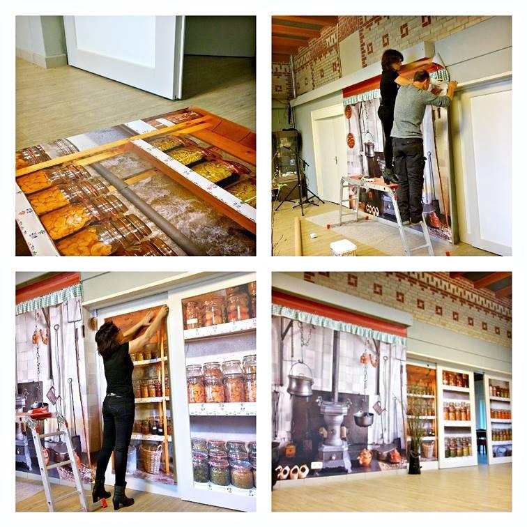 Fotobehang, een fotowand met een persoonlijke touch