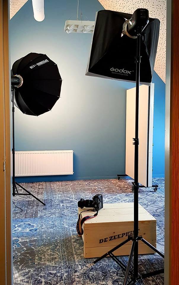 Fotografie op locatie voor Woonservice , portretfotografie