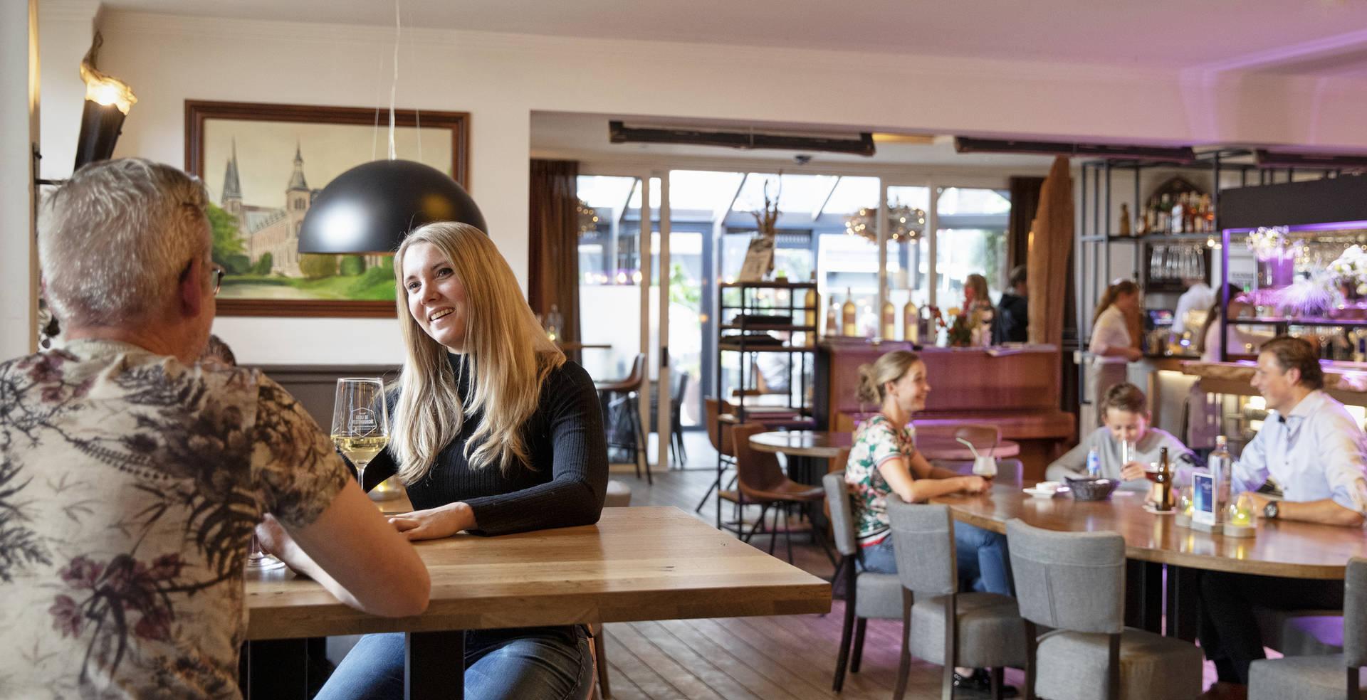 Restaurant Hotel restaurant Abdij de Westerburcht Westerbork