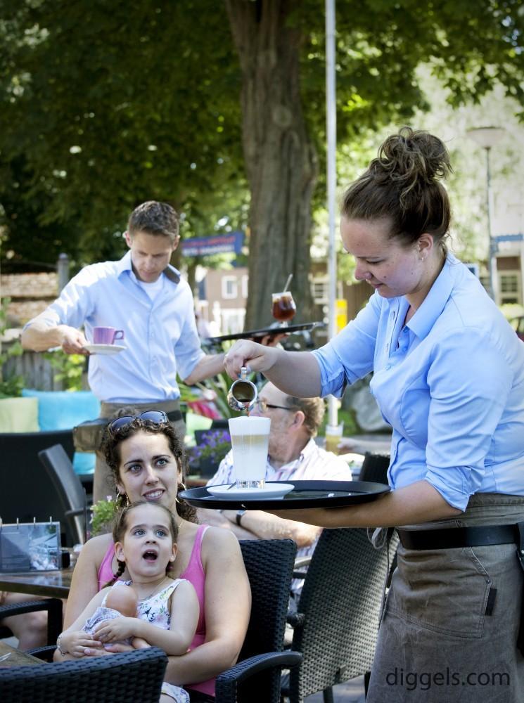 Restaurant Diggels Westerbork