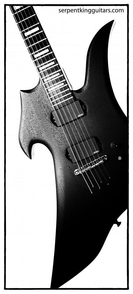 Serpent King Guitars, Henri Sattler