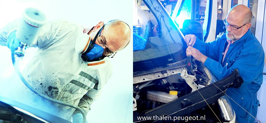 Peugeot dealer Thalen