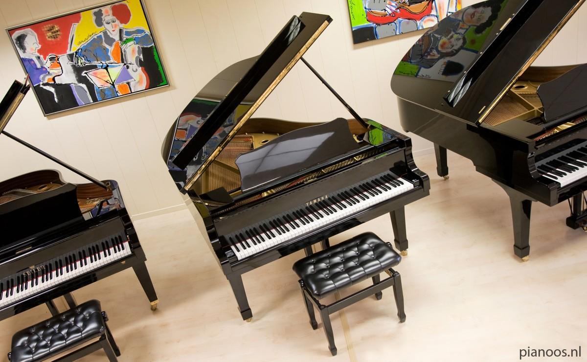 Zwezerijnen Pianoos
