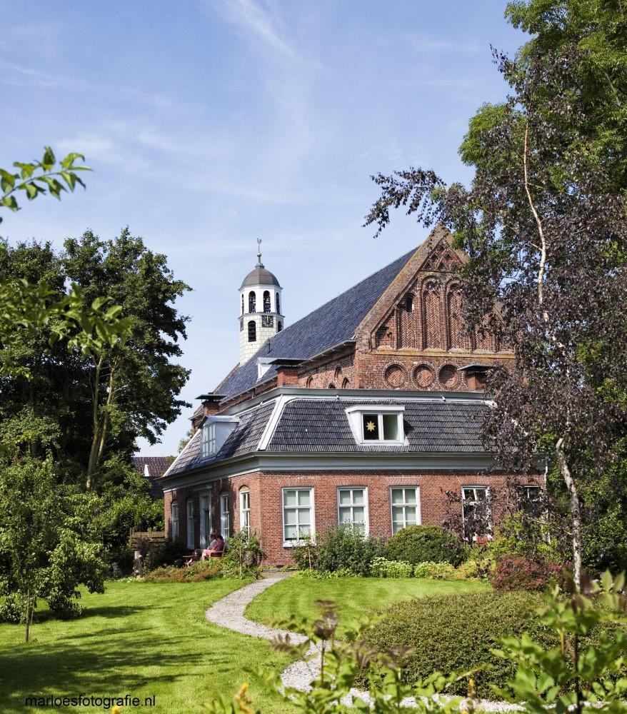 Kloosterkerk, Ten Boer, Groningen, in opdracht van www.mkbverzekeringen.nl