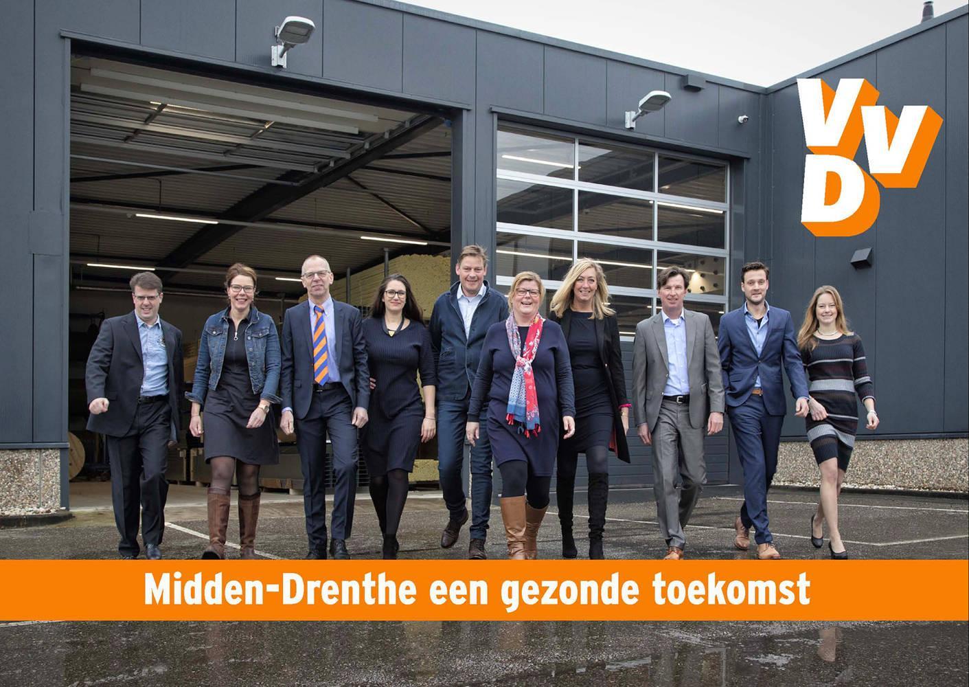 In opdracht van VVD Midden Drenthe