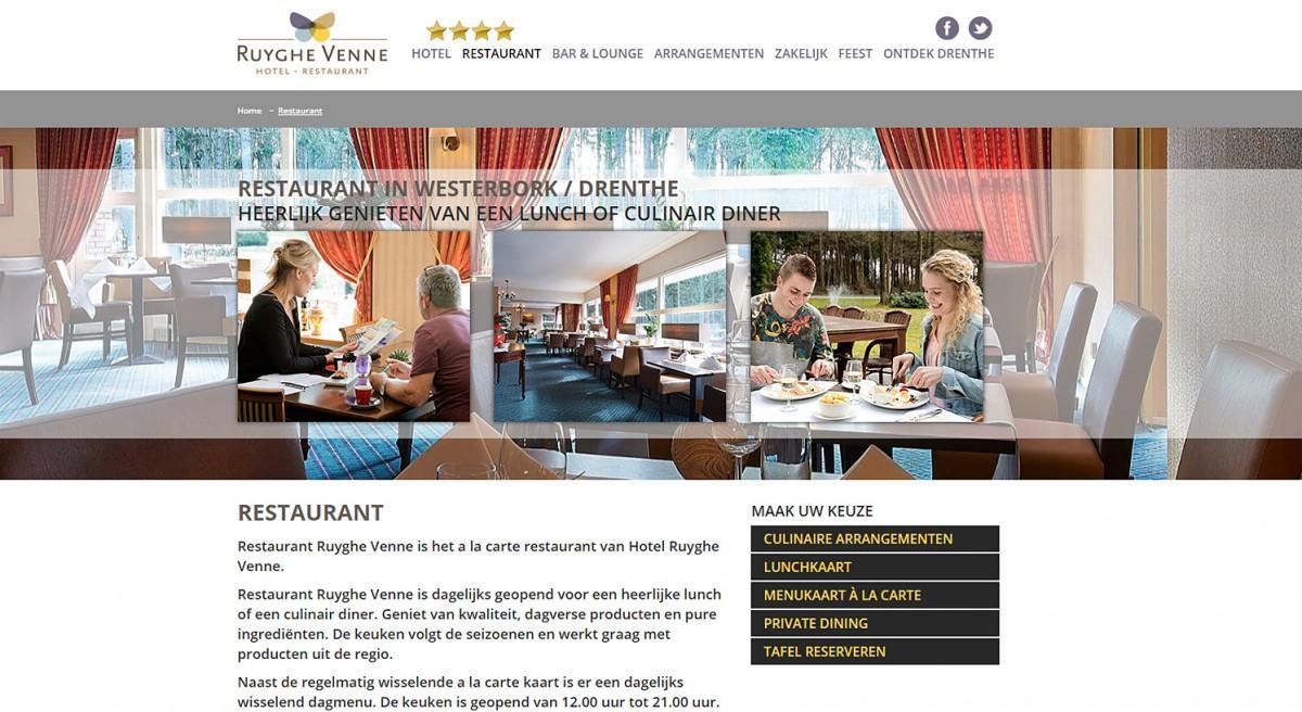 Hotel de Ruyghe Venne Westerbork