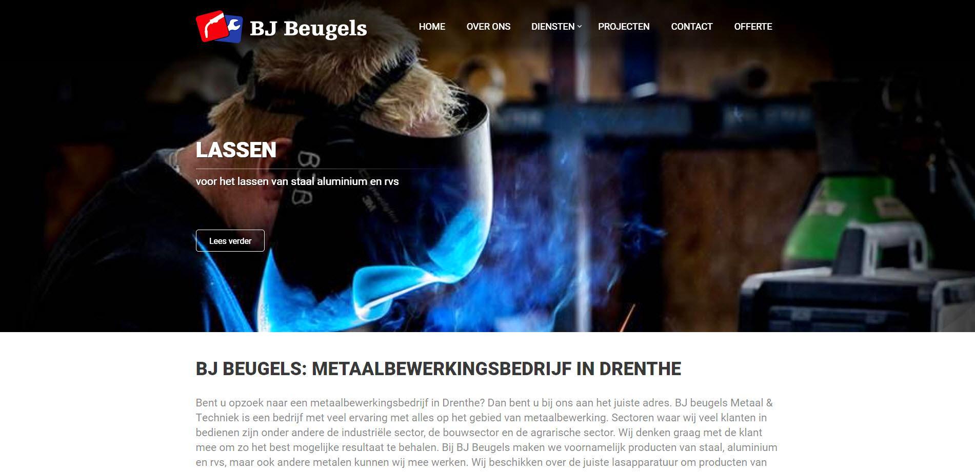 Metaalbewerkingsbedrijf BJ Beugels
