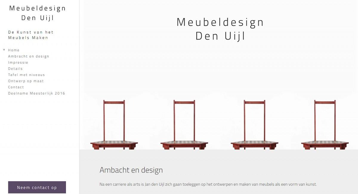 Meubel Design Den UIjl