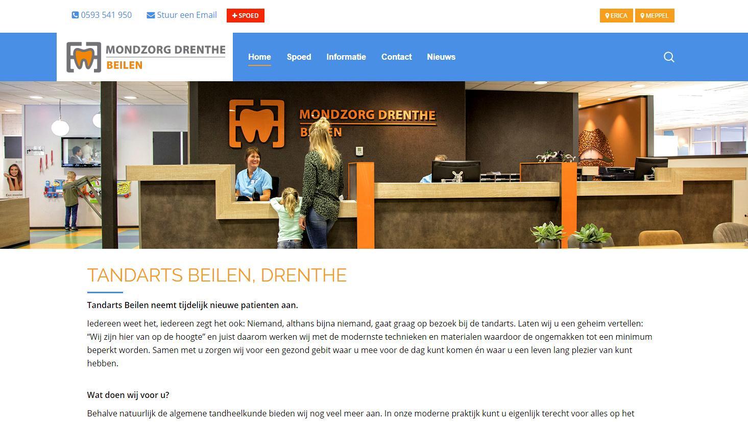 Mondzorg Drenthe