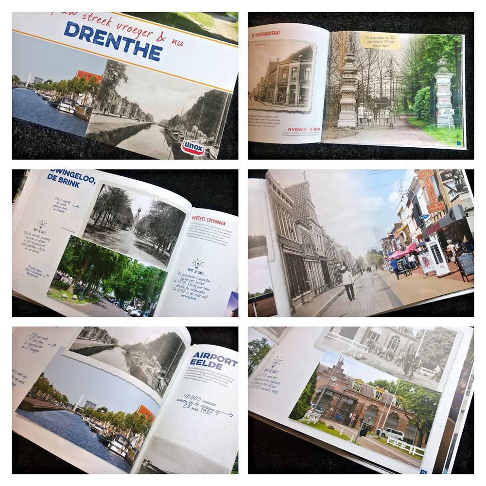 Unox fotoboek van Unilever