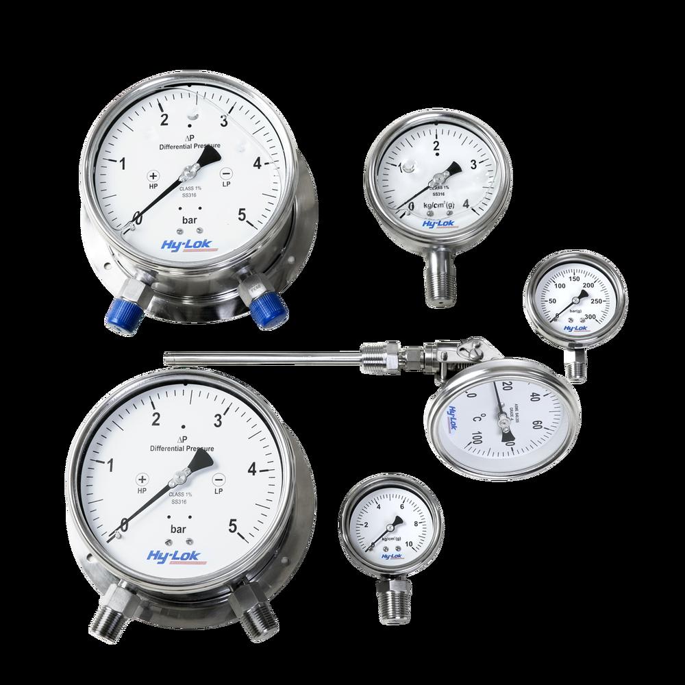 Gemaakt voor Hylok , een  industry expert in industrial instruments
